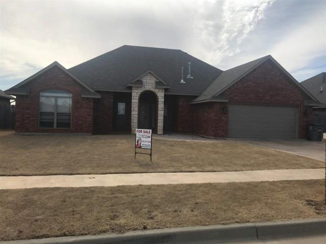 5510 SW Tyler Ave, Lawton, OK 73505 (MLS #149863) :: Pam & Barry's Team - RE/MAX Professionals