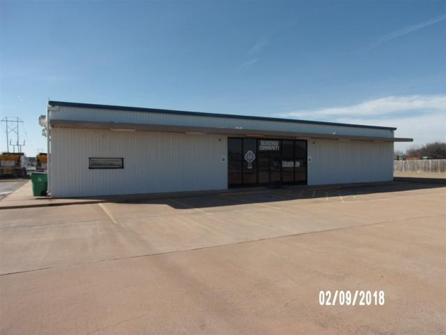 901 W H Ave, Cache, OK 73527 (MLS #149912) :: Pam & Barry's Team - RE/MAX Professionals