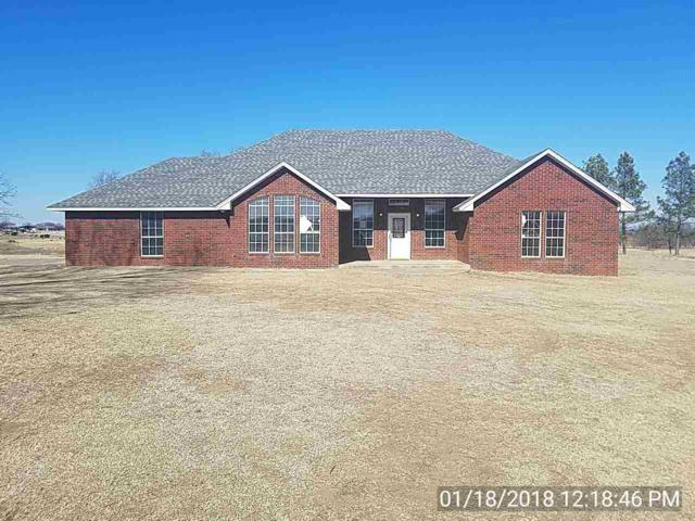 2484 Lindale Rd, Ardmore, OK 73401 (MLS #149943) :: Pam & Barry's Team - RE/MAX Professionals
