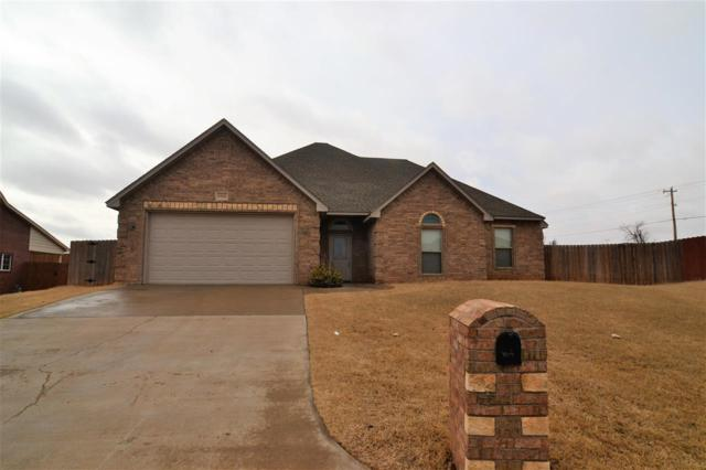 1213 Red Rock Dr, Elgin, OK 73538 (MLS #149953) :: Pam & Barry's Team - RE/MAX Professionals