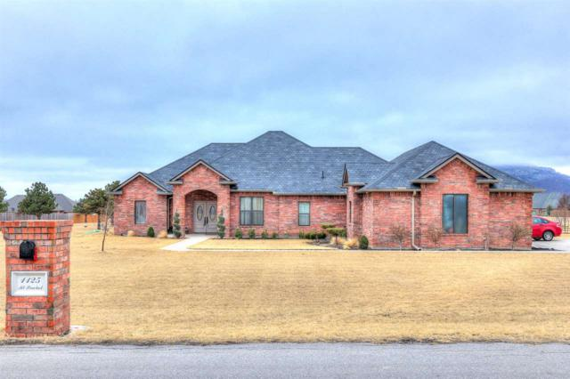 1125 NW Mt Pinchot Ave, Lawton, OK 73501 (MLS #149971) :: Pam & Barry's Team - RE/MAX Professionals