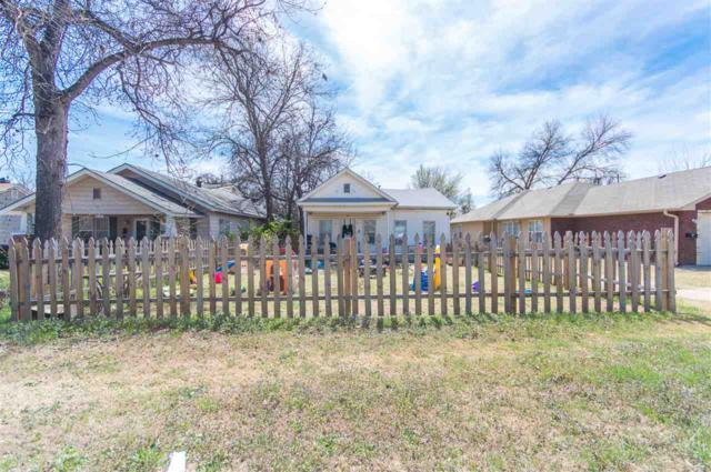 612 NW Euclid Ave, Lawton, OK 73507 (MLS #149982) :: Pam & Barry's Team - RE/MAX Professionals