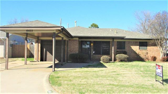 6411 NW Cherry Ave, Lawton, OK 73505 (MLS #150011) :: Pam & Barry's Team - RE/MAX Professionals