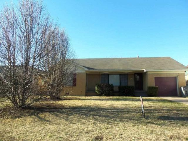 1624 NW 24th St, Lawton, OK 73505 (MLS #150040) :: Pam & Barry's Team - RE/MAX Professionals