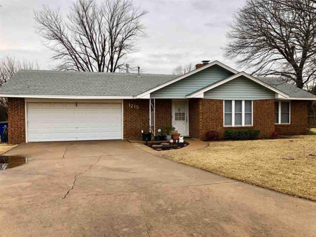 1215 N Harville Rd, Duncan, OK 73533 (MLS #150050) :: Pam & Barry's Team - RE/MAX Professionals