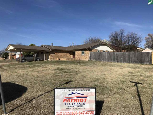 2201 NW 50th St, Lawton, OK 73505 (MLS #150095) :: Pam & Barry's Team - RE/MAX Professionals