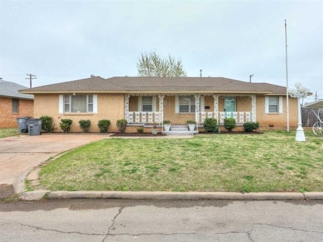 2201 NW 22nd St, Lawton, OK 73505 (MLS #150236) :: Pam & Barry's Team - RE/MAX Professionals