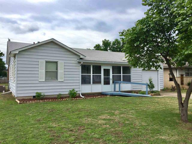 1924 W Parkview, Duncan, OK 73533 (MLS #150262) :: Pam & Barry's Team - RE/MAX Professionals