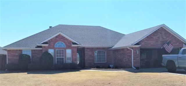 12 NW Stonebrook Dr, Lawton, OK 73505 (MLS #150292) :: Pam & Barry's Team - RE/MAX Professionals