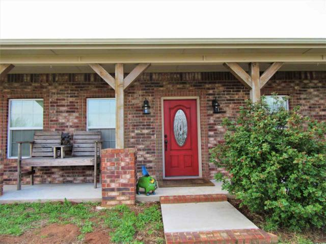 117 Cr 1570, Marlow, OK 73055 (MLS #150295) :: Pam & Barry's Team - RE/MAX Professionals