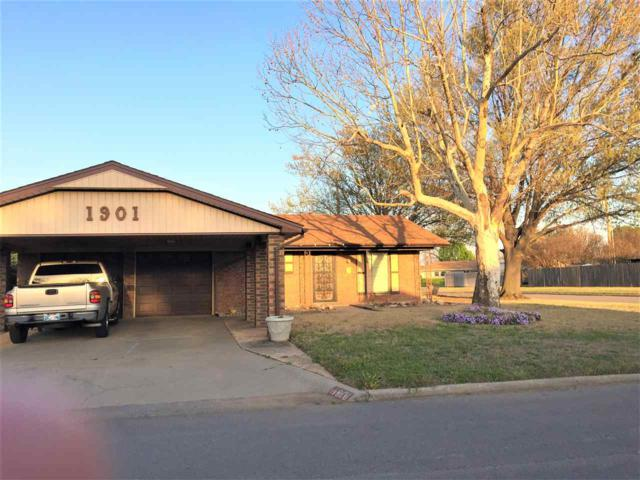 1901 NW Great Plains Blvd, Lawton, OK 73505 (MLS #150307) :: Pam & Barry's Team - RE/MAX Professionals