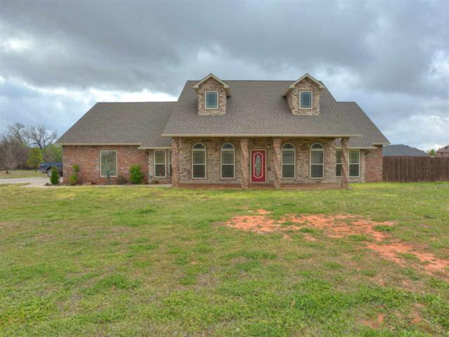 202 Parkview Dr, Fletcher, OK 73541 (MLS #150365) :: Pam & Barry's Team - RE/MAX Professionals