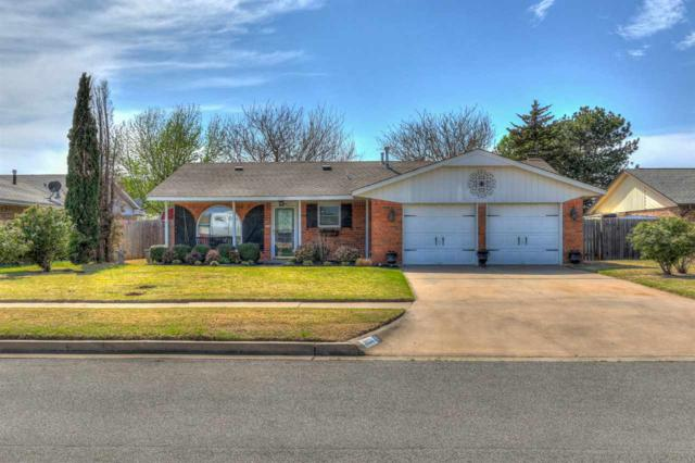 1814 NW 80th St, Lawton, OK 73505 (MLS #150397) :: Pam & Barry's Team - RE/MAX Professionals