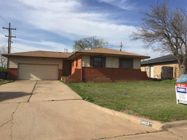3803 NW Cherry Ave, Lawton, OK 73505 (MLS #150420) :: Pam & Barry's Team - RE/MAX Professionals