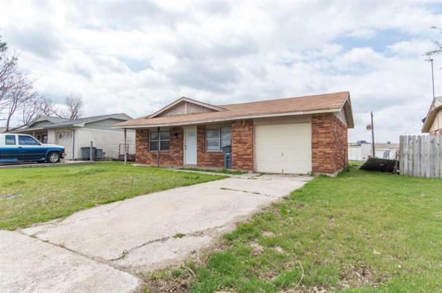6454 NW Columbia Ave, Lawton, OK 73505 (MLS #150455) :: Pam & Barry's Team - RE/MAX Professionals