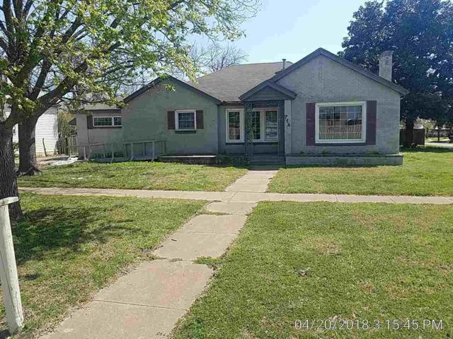714 W Maple Ave, Duncan, OK 73533 (MLS #150490) :: Pam & Barry's Team - RE/MAX Professionals