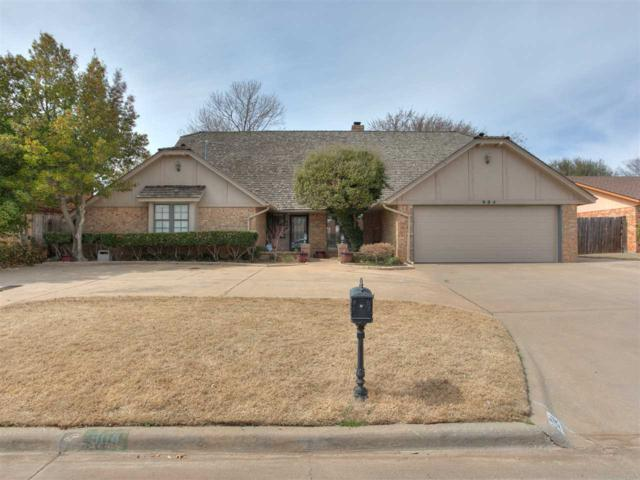 904 NW Becontree Dr, Lawton, OK 73505 (MLS #150657) :: Pam & Barry's Team - RE/MAX Professionals