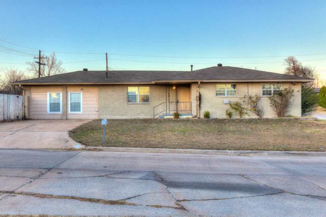 5701 NW Ash Ave, Lawton, OK 73505 (MLS #150679) :: Pam & Barry's Team - RE/MAX Professionals