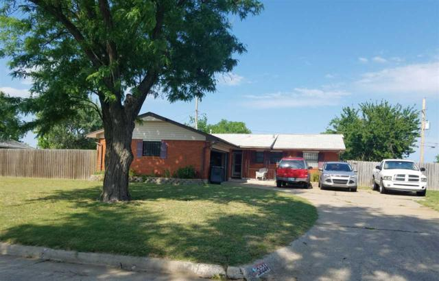 2221 NW 34th St, Lawton, OK 73505 (MLS #150713) :: Pam & Barry's Team - RE/MAX Professionals