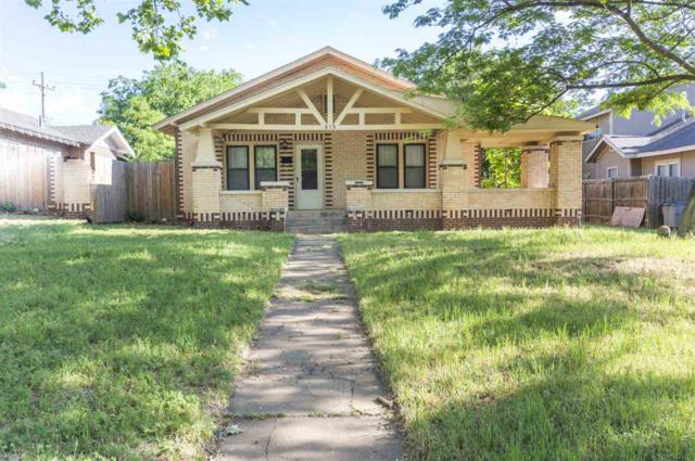 513 NW Euclid Ave, Lawton, OK 73507 (MLS #150730) :: Pam & Barry's Team - RE/MAX Professionals