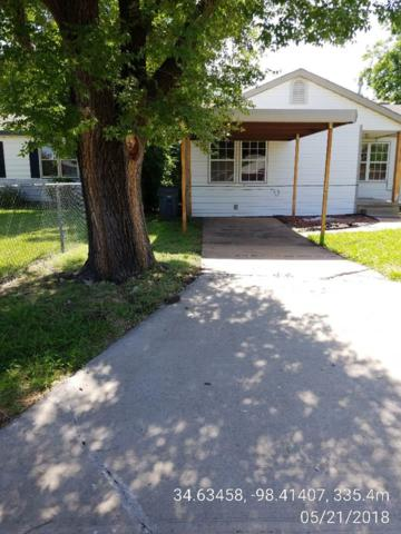 2519 NW Prentice Ave, Lawton, OK 73507 (MLS #150785) :: Pam & Barry's Team - RE/MAX Professionals