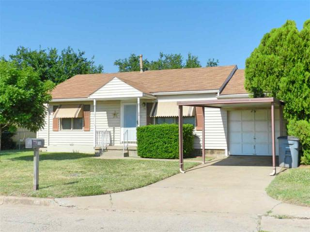 16 NW 25th St, Lawton, OK 73505 (MLS #150853) :: Pam & Barry's Team - RE/MAX Professionals