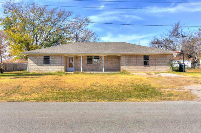 503 S 10th St, Comanche, OK 73529 (MLS #150891) :: Pam & Barry's Team - RE/MAX Professionals