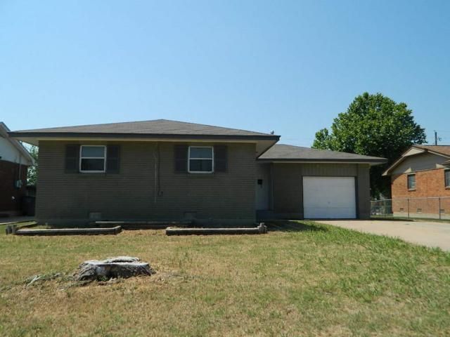 5322 NW Glenn Ave, Lawton, OK 73505 (MLS #150919) :: Pam & Barry's Team - RE/MAX Professionals