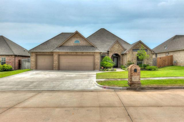 612 NW Brookhaven Pathway, Lawton, OK 73505 (MLS #151002) :: Pam & Barry's Team - RE/MAX Professionals