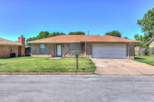 1710 NW Crosby Park Blvd, Lawton, OK 73505 (MLS #151167) :: Pam & Barry's Team - RE/MAX Professionals