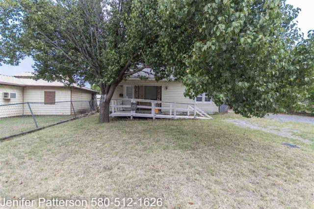 2013 SW C Ave, Lawton, OK 73501 (MLS #151288) :: Pam & Barry's Team - RE/MAX Professionals