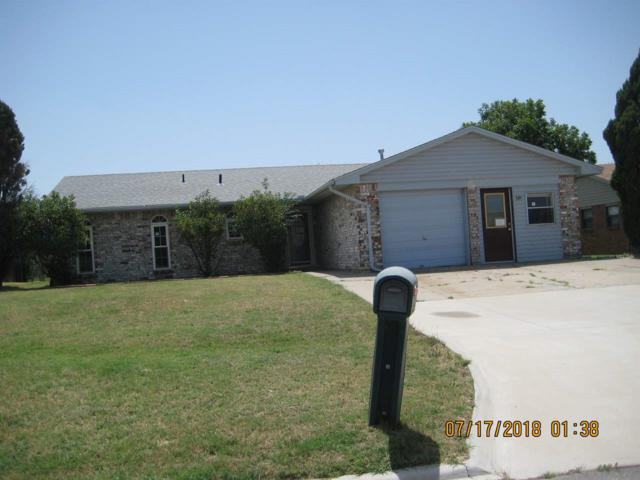 2605 NE Lake Ave., Lawton, OK 73507 (MLS #151307) :: Pam & Barry's Team - RE/MAX Professionals
