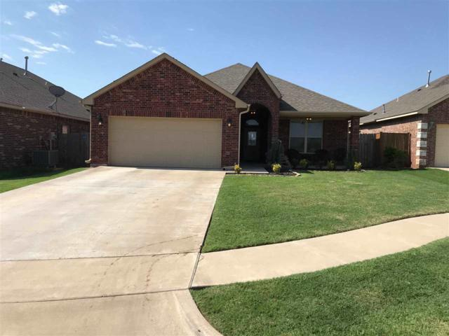 8012 SW Powell Ct, Lawton, OK 73505 (MLS #151332) :: Pam & Barry's Team - RE/MAX Professionals