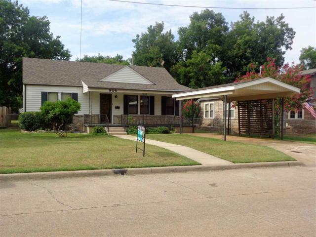906 SW Garfield Ave, Lawton, OK 73501 (MLS #151360) :: Pam & Barry's Team - RE/MAX Professionals