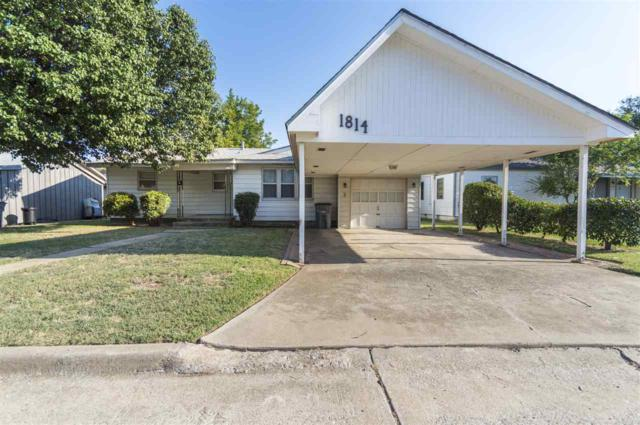 1814 NW Lindy Ave, Lawton, OK 73507 (MLS #151378) :: Pam & Barry's Team - RE/MAX Professionals