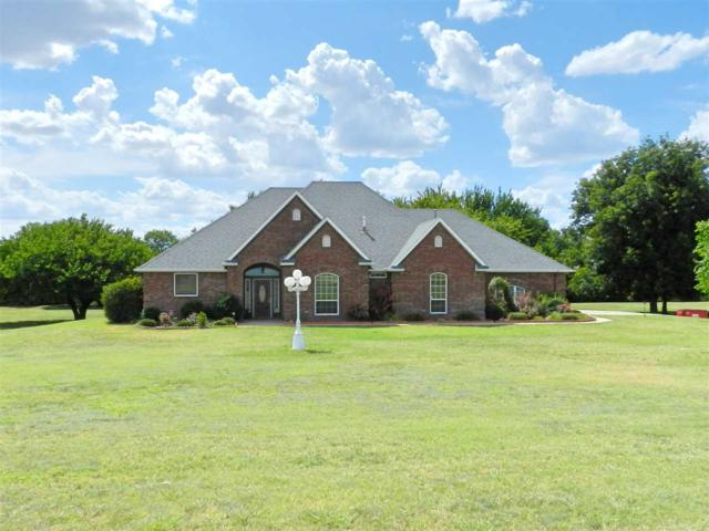 155 NW Crater Creek Rd, Cache, OK 73527 (MLS #151458) :: Pam & Barry's Team - RE/MAX Professionals