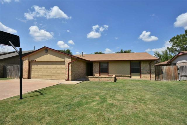 1704 NW 76th St, Lawton, OK 73505 (MLS #151495) :: Pam & Barry's Team - RE/MAX Professionals