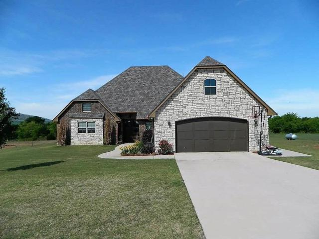 1313 NW Poko Mountain Ln, Lawton, OK 73507 (MLS #151537) :: Pam & Barry's Team - RE/MAX Professionals