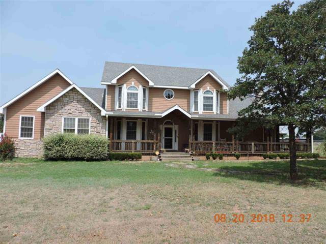 21220 SW Bishop Rd, Cache, OK 73527 (MLS #151582) :: Pam & Barry's Team - RE/MAX Professionals