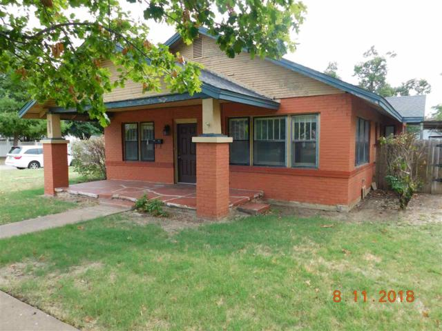209 NW Ft Sill Blvd, Lawton, OK 73507 (MLS #151627) :: Pam & Barry's Team - RE/MAX Professionals