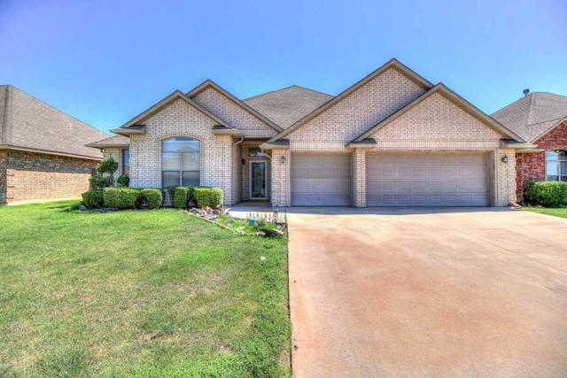 1506 SW 70th St, Lawton, OK 73505 (MLS #151650) :: Pam & Barry's Team - RE/MAX Professionals