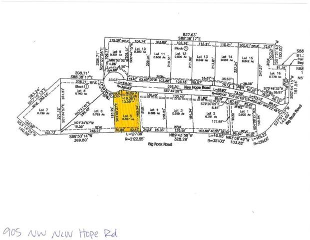 905 NW New Hope Rd, Medicine Park, OK 73557 (MLS #151801) :: Pam & Barry's Team - RE/MAX Professionals