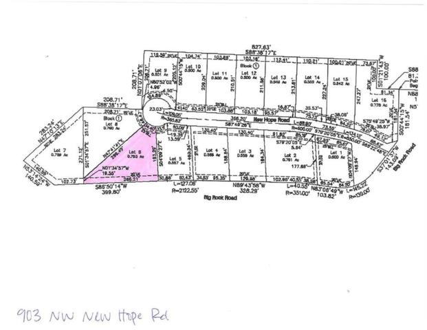 903 NW New Hope Rd, Medicine Park, OK 73557 (MLS #151802) :: Pam & Barry's Team - RE/MAX Professionals
