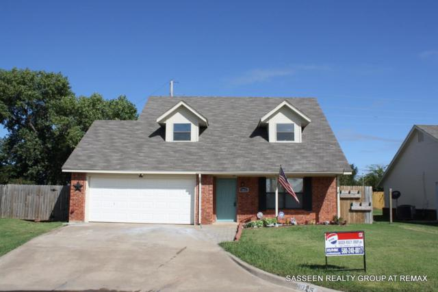 4025 SW Sunflower Ln, Lawton, OK 73505 (MLS #151829) :: Pam & Barry's Team - RE/MAX Professionals