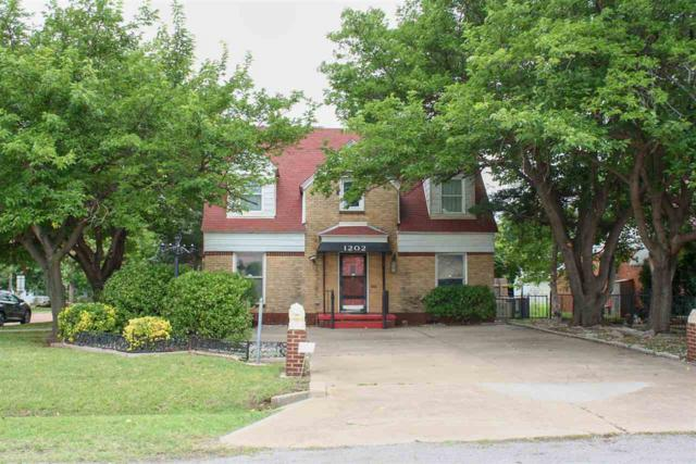 1202 NW Ft. Sill Blvd, Lawton, OK 73501 (MLS #151831) :: Pam & Barry's Team - RE/MAX Professionals