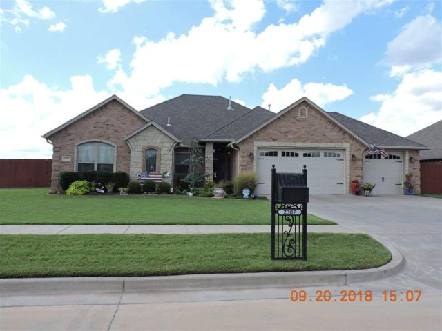 2307 SW 56th St, Lawton, OK 73505 (MLS #151837) :: Pam & Barry's Team - RE/MAX Professionals