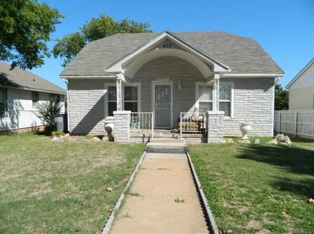 413 SW Park Ave, Lawton, OK 73501 (MLS #151842) :: Pam & Barry's Team - RE/MAX Professionals