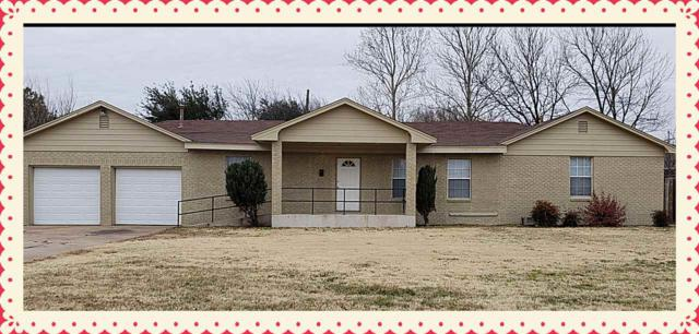 2123 NW Columbia Ave, Lawton, OK 73507 (MLS #151895) :: Pam & Barry's Team - RE/MAX Professionals