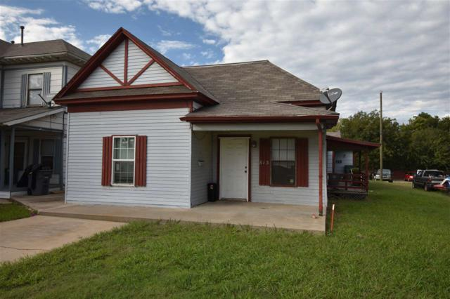 613 SW Park Ave, Lawton, OK 73501 (MLS #152038) :: Pam & Barry's Team - RE/MAX Professionals