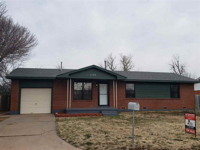 4319 NW Floyd Ave, Lawton, OK 73505 (MLS #152577) :: Pam & Barry's Team - RE/MAX Professionals